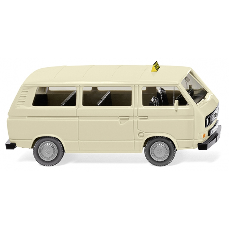 Wiking 080014 Taxi - VW T3 Bus