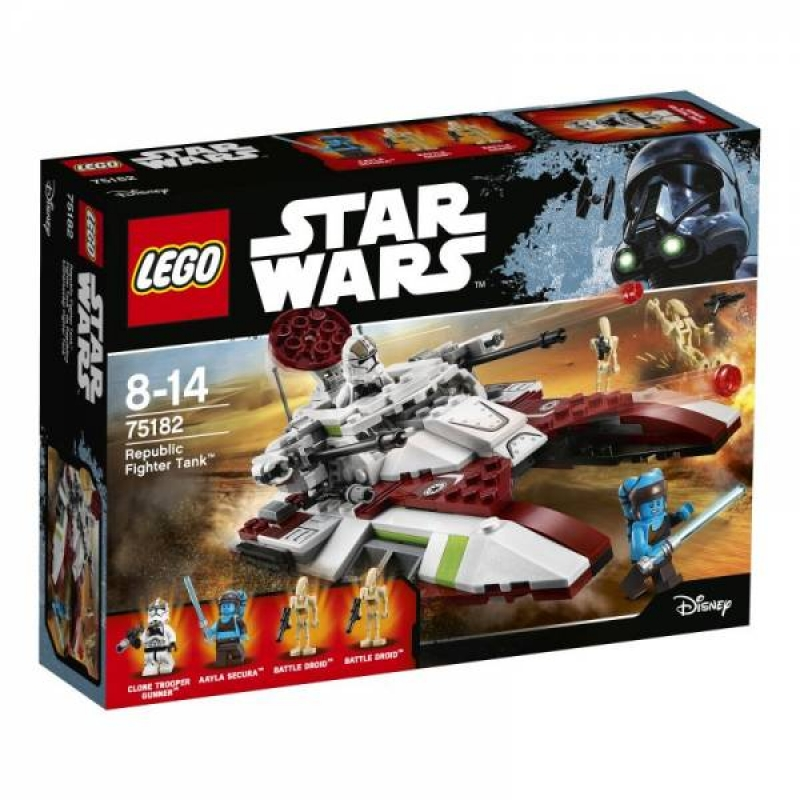 Lego Star Wars 75182 Republic Fighter Tank