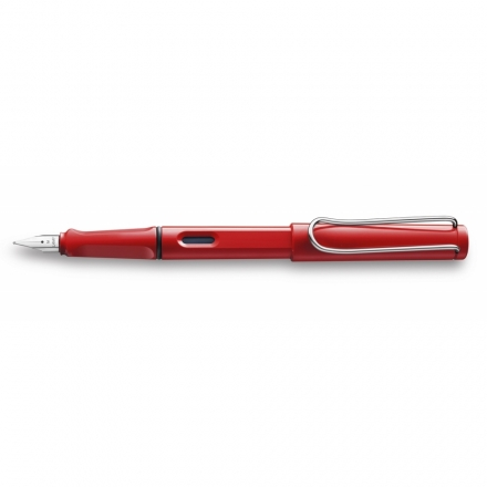 Lamy Füllhalter safari red 016