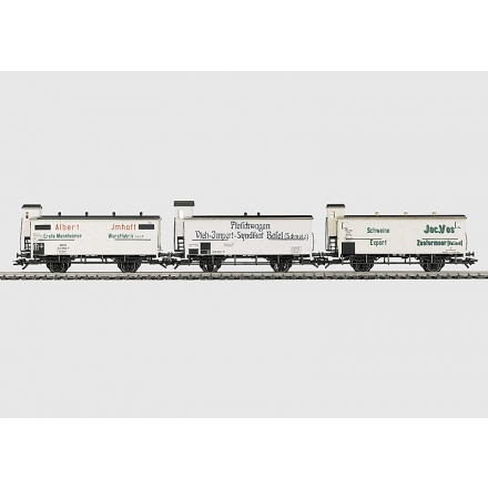 Märklin 48922 - WAGEN-SET FLEISCHTRANSPORT