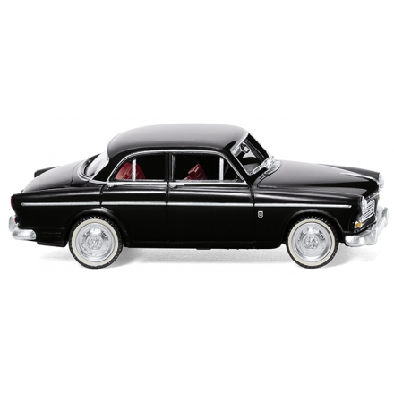 Wiking 022802 Volvo Amazon - schwarz