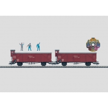 Märklin 46158 - Güterwagen-Set Orgeltransport