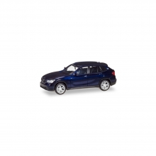 Herpa 034340-004 BMW X1 estorilblau metallic