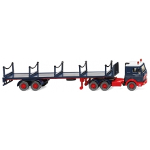"Wiking 055402 Rungensattelzug (MB 3850) ""Rheinkraft-Spedition"""