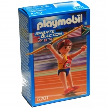 Playmobil 5201 - Speerwerferin