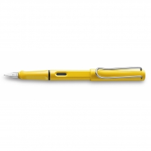 Lamy Füllhalter safari yellow 018