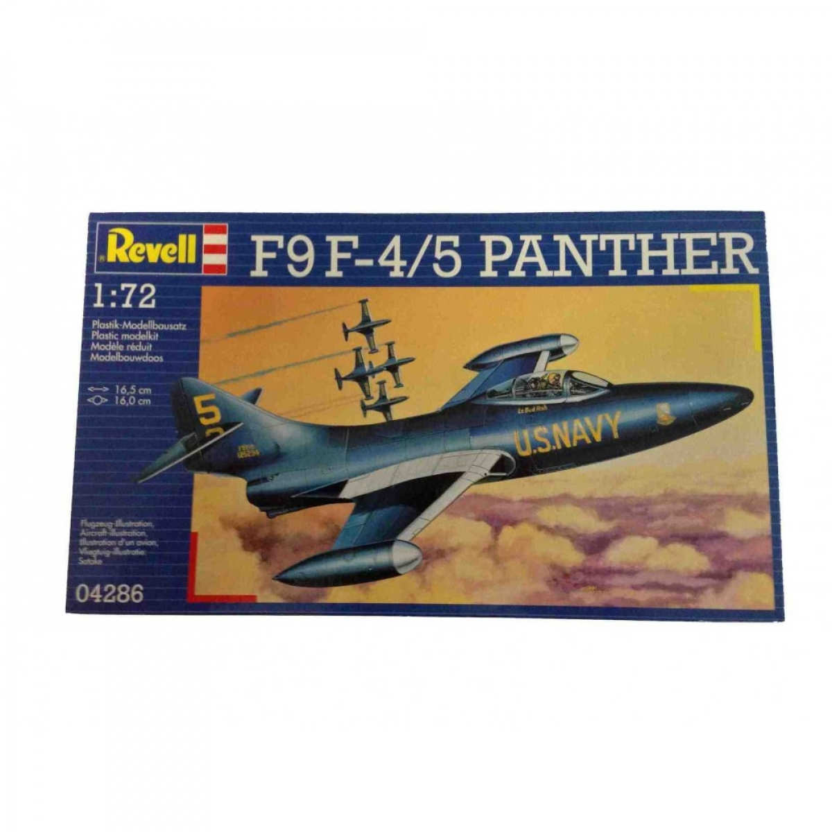 Revell 04286 - F9 F-4/5 Panther