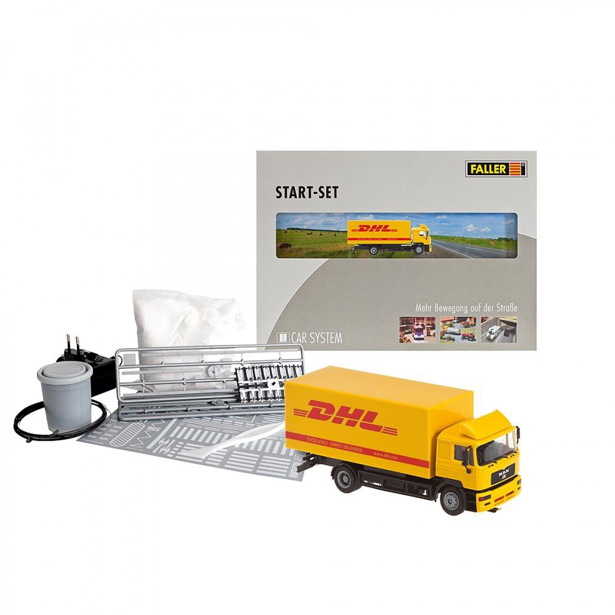 Faller 161607 Car System Start-Set LKW DHL