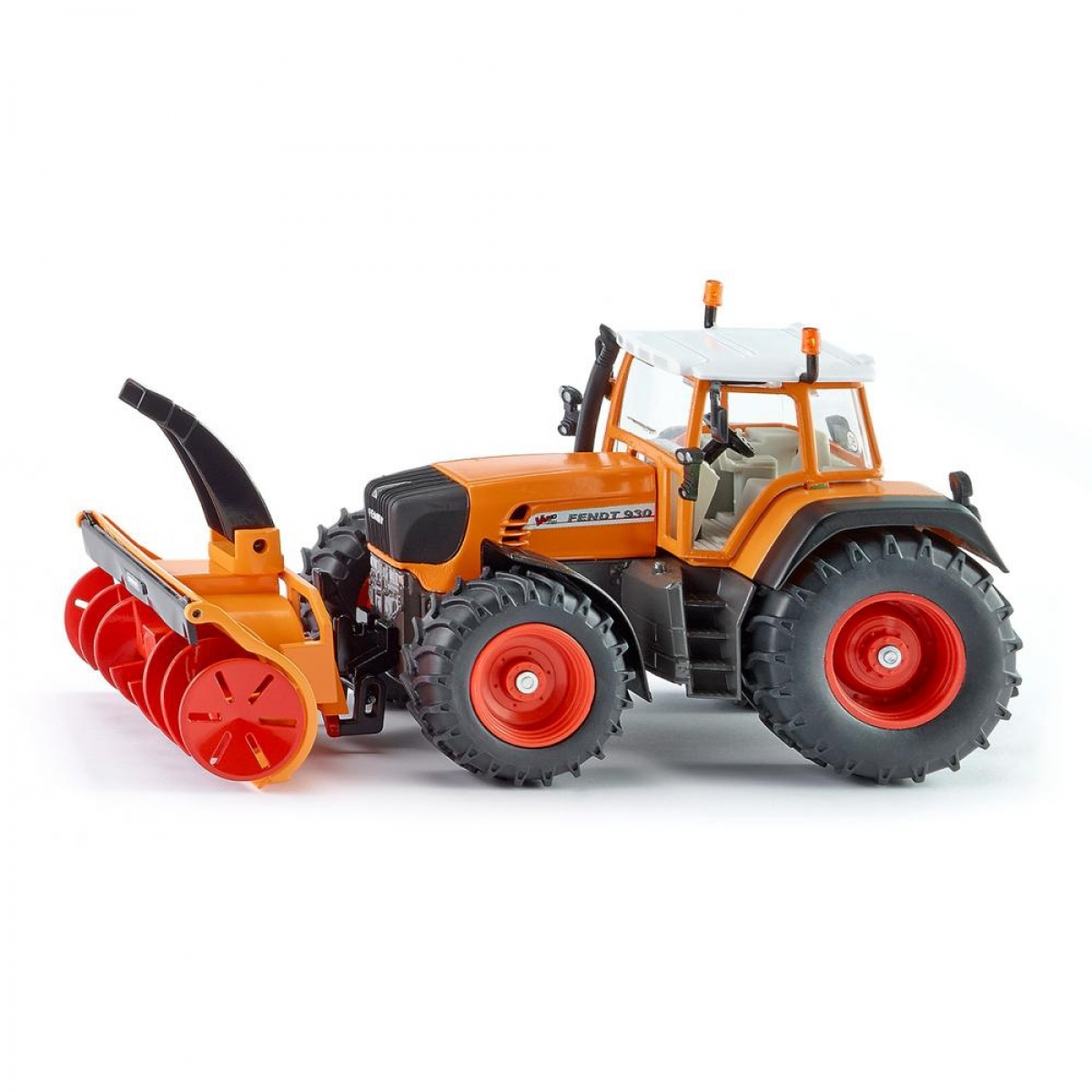 Cxserie 3punkt Schneefräse Traktor Schneefräse: SIKU 3660 Fendt 920 Traktor Mit Schmidt Schneefräse 1:32